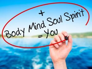体、心、意識・スピリットすべてがあなたなのです